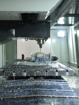 MECHANICAL PROCESSING BY MILLING